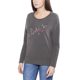 Maloja CullyM. Long Sleeve Women charcoal